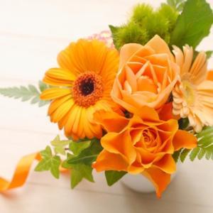 風水で玄関に飾った花の不思議なエピソード。(わたしが汚部屋から脱出するまで6)