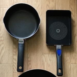 断捨離した鍋やフライパンを公開!(捨て活)