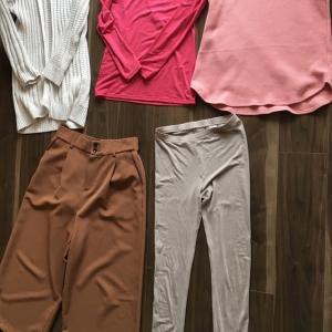 ミニマリストがスカートもパンツもどちらを履いても服を増やさない方法。