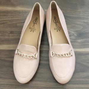 靴のブランド「あしながおじさん」のフラットシューズ(AS_2810377)の感想。