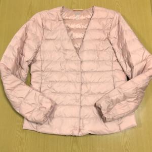 洋服の数のまとめです。アウター4着、Tシャツ1枚買い足して86着に。(2020年3月)