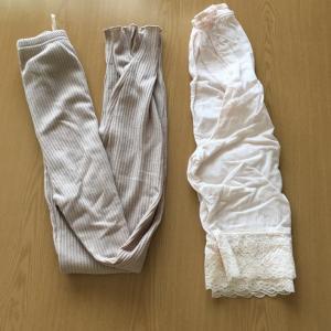 下着の断捨離でレギンスとペチコートを捨てた2つの嫌な理由。