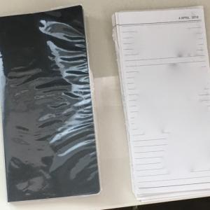 【文房具の断捨離】最近捨てたノートやペン3点のまとめ。