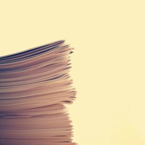 家政婦のナギサさんに癒されたワケとは? そして書類の整理を再開。