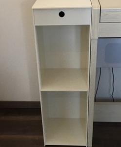 本棚に空きスペースを作る方法2つについて。