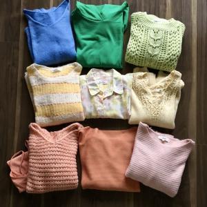 冬の服を「色キチ買い」(服選びの方法)。