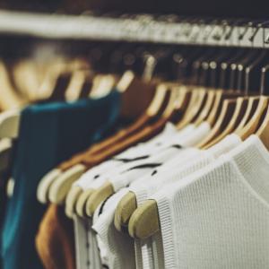 50代の女性のファッション:服の枚数59着(2021年4月バージョン)。