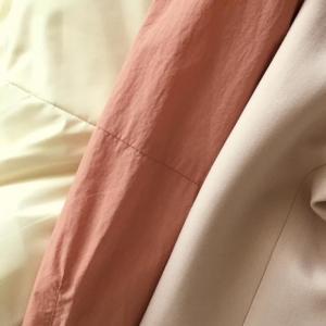 パーソナルカラースプリングのお買い物シーズン到来!(服選びの方法)。