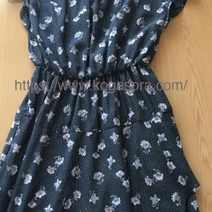 似合わない色の服23枚と黒白コンバース1足を、リサイクルショップで売った結果(オフハウスとキングファミリーにて)。