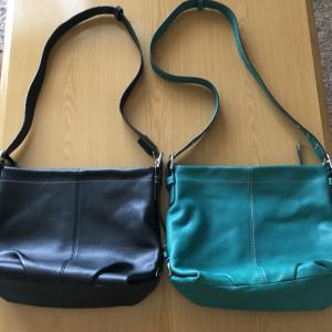 お気に入りだった黒いバッグを手放せた理由(服選びの方法)。