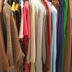 洋服代の節約が、50代ミニマリスト、2020年の目標です。