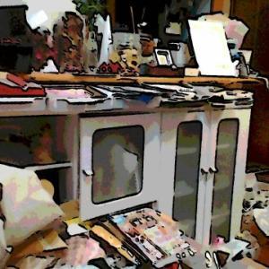 捨てた物: 夫の居場所づくりのための断捨離の実践2。(わたしが汚部屋から脱出するまで5)