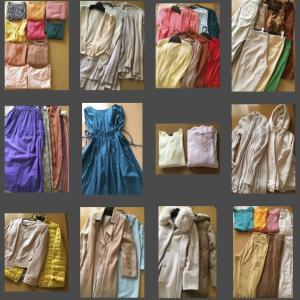 ミニマリストの服53枚を一挙公開!【写真付き】:女性50代アラフィフ「非黒服系」です。