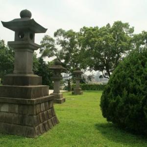 桃園神社の社務所(桃園県忠烈祠)(台湾桃園)