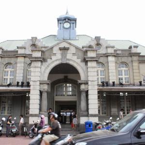 風の新竹へちょこっと2 新竹駅(台湾新竹)