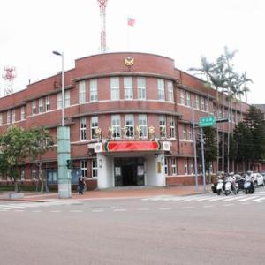 風の新竹にちょこっと7 新竹警察署(台湾新竹)