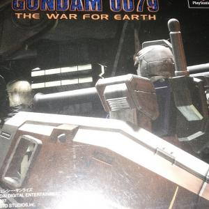 GUNDAM 0079 THE WER FOR EARTH