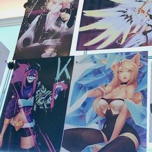 日本のアニメ・漫画の世界的流行がヨーロッパのイラストを変えた? コミコンルポその③アーティスト・アレイ