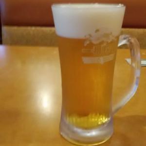サイゼリア生ビール