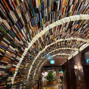ソウルの本屋さんで美味しいものが〜♡