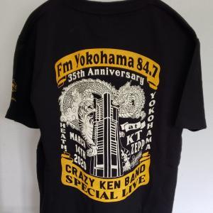 ハマのTシャツ〜横浜開港記念日に☆