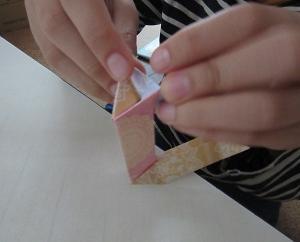 折り紙で遊ぶ(ユニット折り紙)