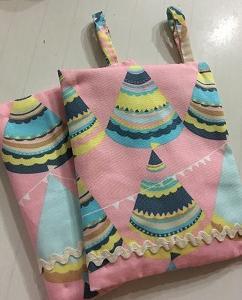 縫い物(家族の役に立ちたいの!)