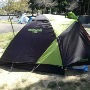 【無料キャンプ場】大津谷公園が素敵過ぎるわけ