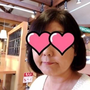 6キロ痩せたおばばの写真。