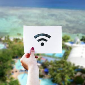 グアムで激安でWi-Fiを使うためにひらめいたハイブリッド案