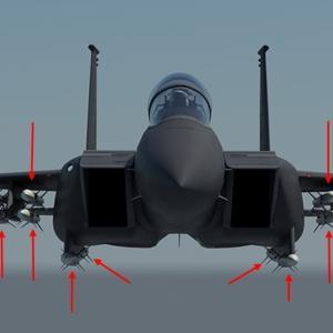 ここがすごい。ボーイングのF-15EX。その1。