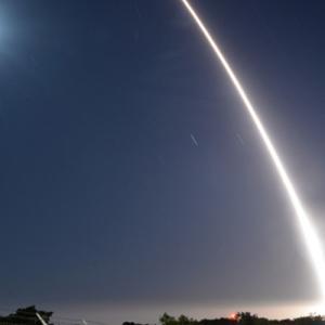 ノースロップ。新型ICBM(大陸間弾道ミサイル)受注。