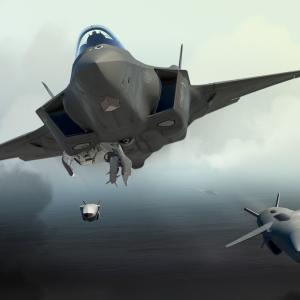 ロッキード・F-35A 石川県に配備へ!