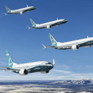 ユナイテッド航空。737-MAXを150機導入。