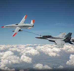 ボーイング。MQ-25・無人給油機試験成功!