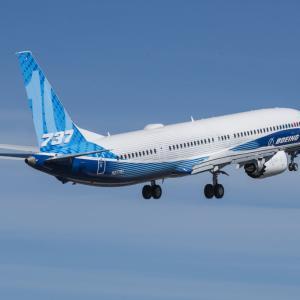祝!ボーイング 737-MAX-10 初飛行!