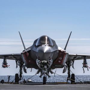 2021年Q2。ロッキード・F-35の生産台数。