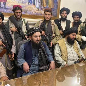 アフガニスタン政府が崩壊した 2021.08.17