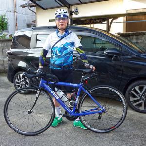 早朝サイクリング 2021.08.27