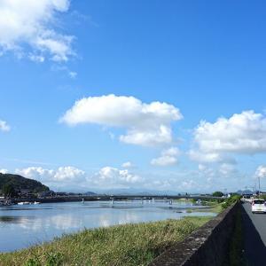 早朝サイクリング 行橋 2021.09.09