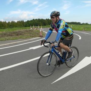 久しぶりのサイクリング 2019.08.31