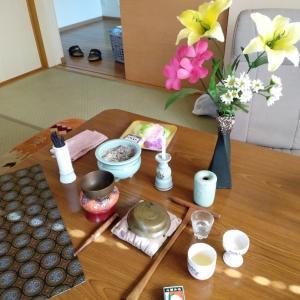 仏壇の掃除