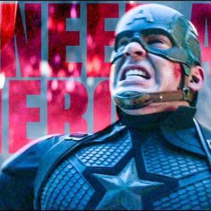 Marvel I Need a Hero : マーベル・シネマティック・ユニバースにトリビュートしたクールなビデオ「アイ・ニード・ア・ヒーロー」! !