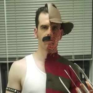 Freddie Mercury Krueger Cosplay : エルム街のフレディ・マーキュリー・クルーガー ! ! という悪夢のコスプレ ! !