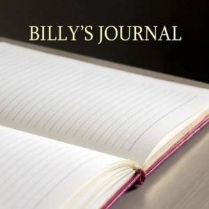 Billy's Journal : いつも、お世話になっています、映画諜報部員の…から始まる、お決まりのぼくビリーのおしゃべりは、CIA に書きます😄