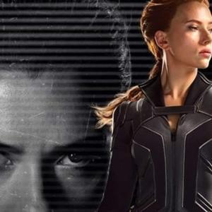 Black Widow : マーベルのスピンオフ映画「ブラック・ウィドウ」のナターシャのトップスのトレカと、無理やりの Photoshop のくびれをやめた自然体のスカーレット・ジョハンソンのほうが魅力的という指摘 ! !