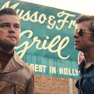 Once Upon a Time in Hollywood : タランティーノ監督が「ワンス・アポン・ア・タイム・イン・ハリウッド」に起用したレオナルド・ディカプリオとブラッド・ピット、そして、マーゴット・ロビーの3大スターの共通点を指摘した写真 ! !
