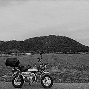 30km/hの風景~ぐるり山本山 超ローカルなモノクロ旅