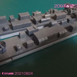 209系0宮ウラ新津製造編成その2