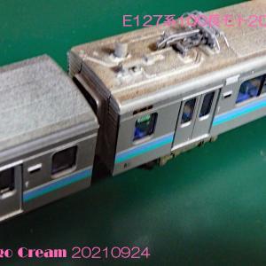 E127系100レストアその1